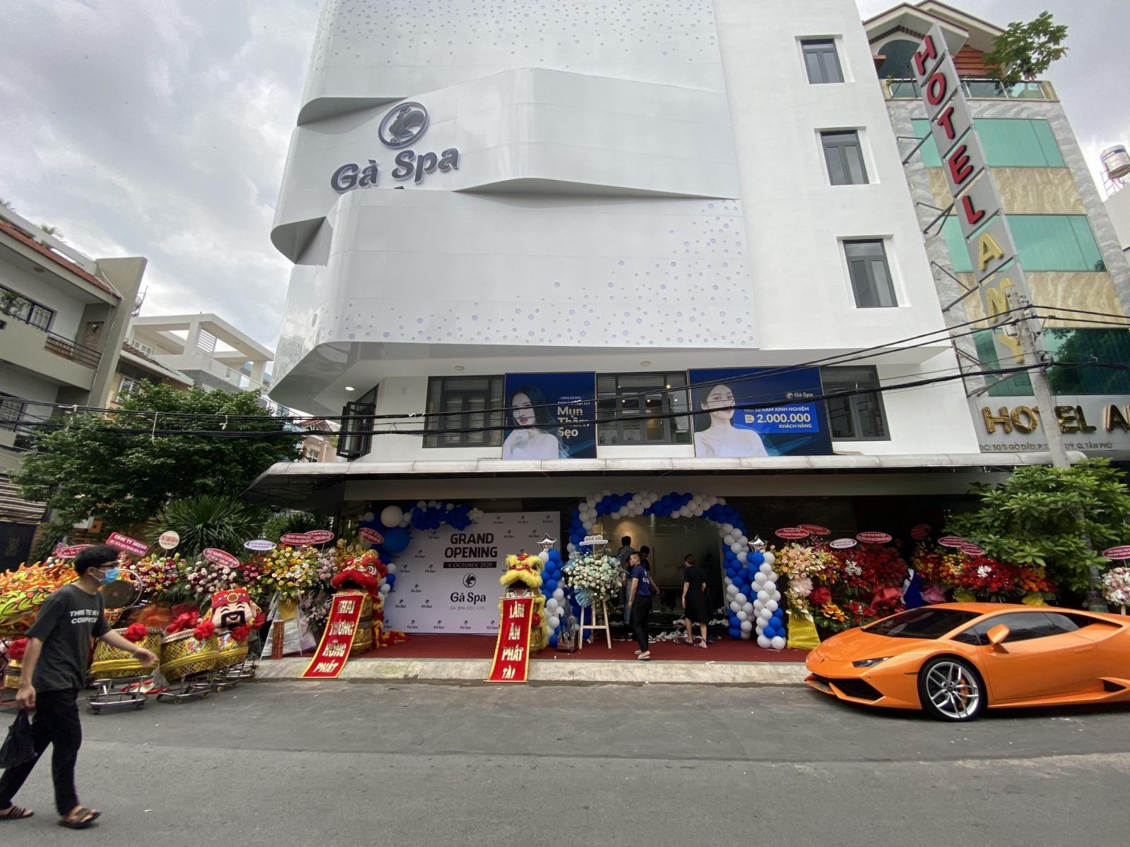 Gà Spa - Tân Phú